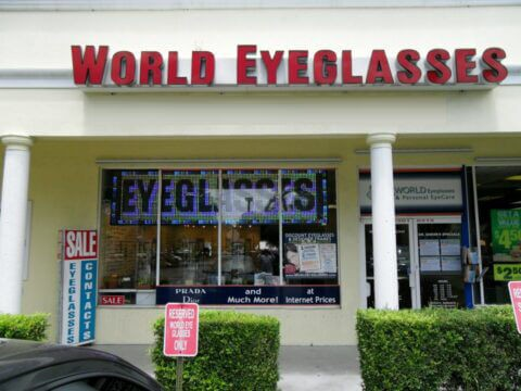 World Eyeglasses Store for Eyeglasses